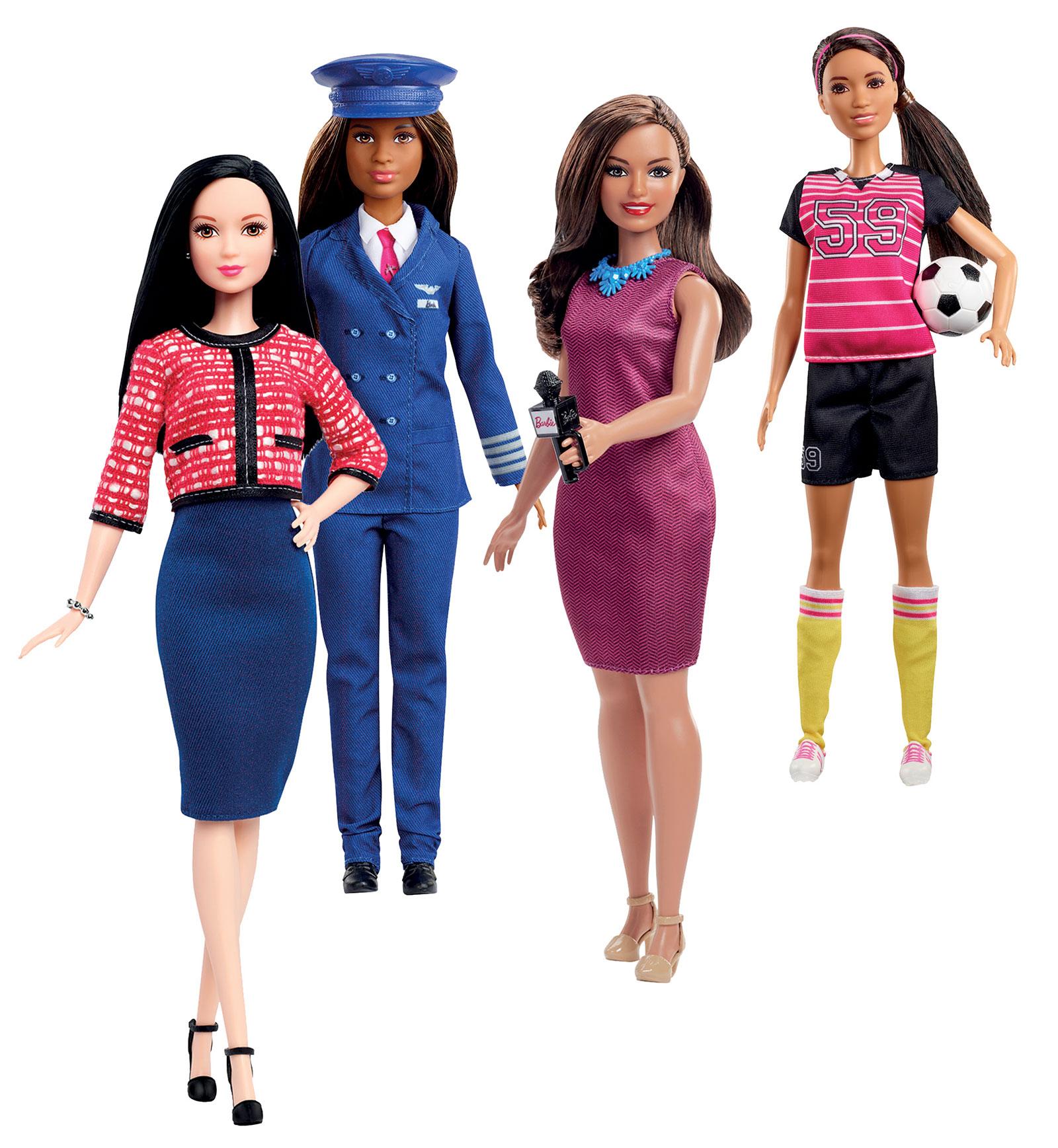 Barbie Berufe