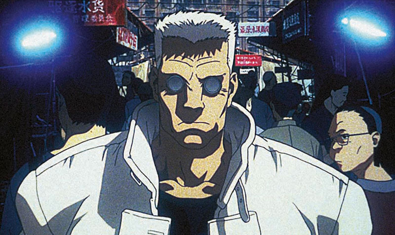 Filmtipps Ghost in the Shell ©1995 Masamune Shirow/Kodansha Ltd./ Bandai Visual Co., Ltd./Manga Entertainment