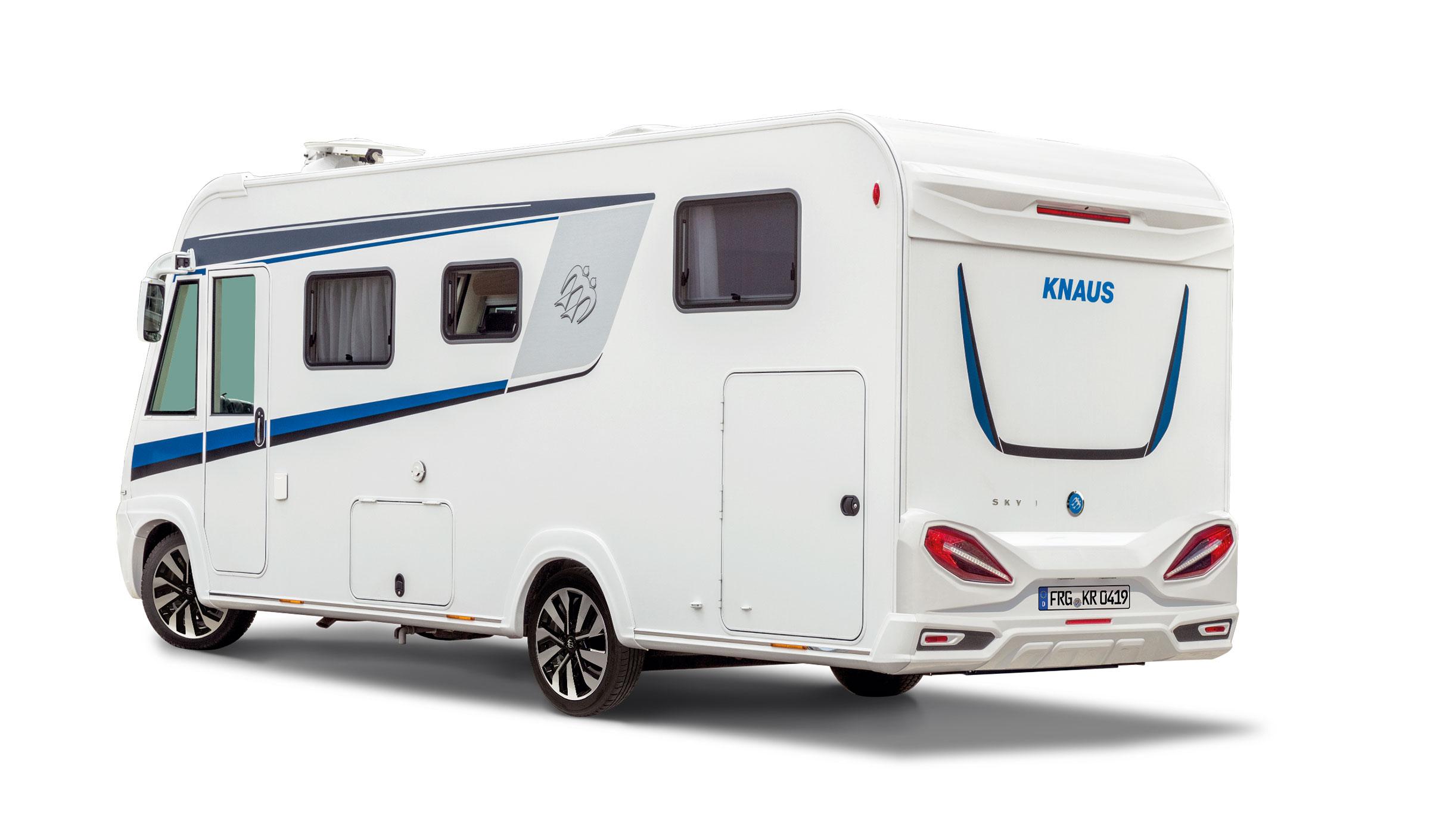 Wohnmobil Kanuss Tabbert SKY 1