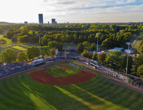 Baseball-Europameisterschaft in Bonn