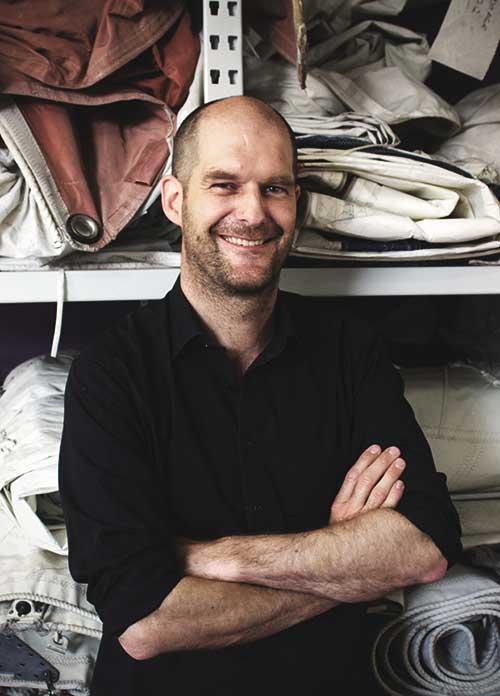 Edzard Kramer Segler, Designer, Unternehmer