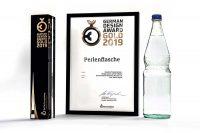 Auszeichnung 50 Jahre Perlenflasche