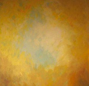 Gemälde in Privatsammlung, Acryl auf Aluminium, 2015