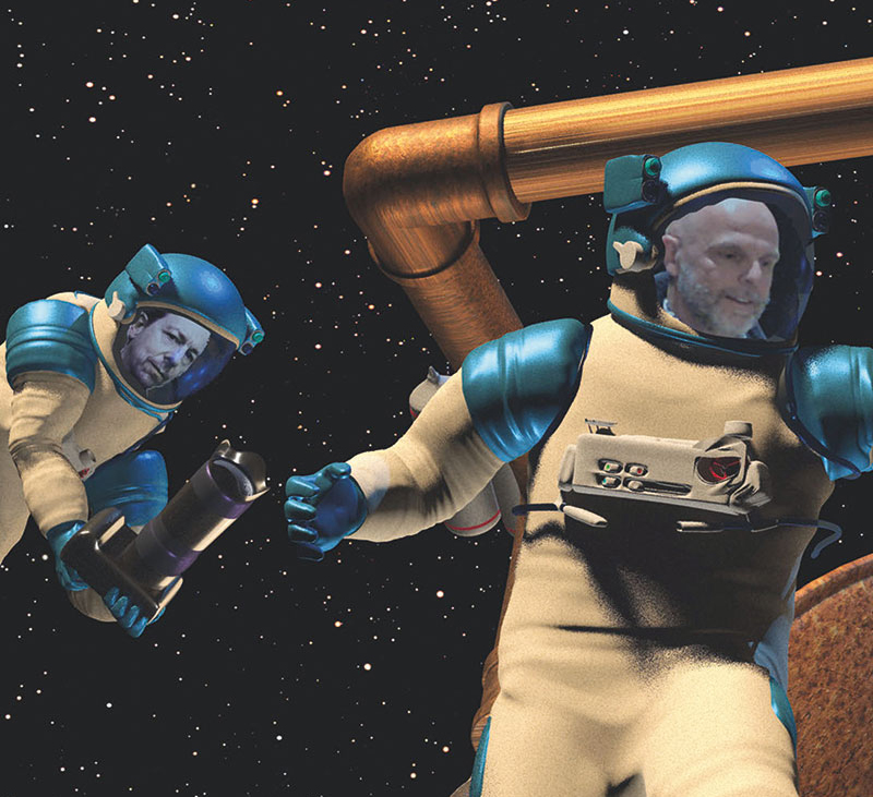 spaceboys voyager 4