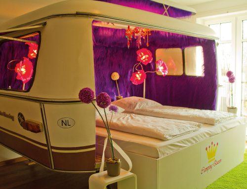 Kuriose Hotels für entspannte Kurztrips