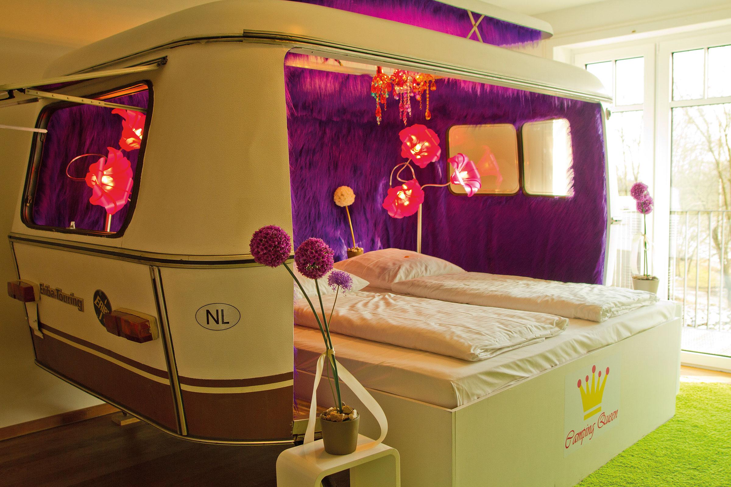 Kuriose Hotels Beverland_Campervan