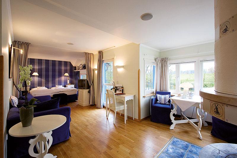 Kuriose Hotels, Hof zur Linde Fischerhaus-mit-Werse