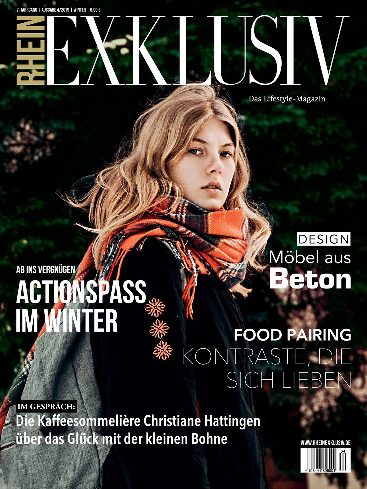 Rheinexklusiv Ausgabe Winter 2019