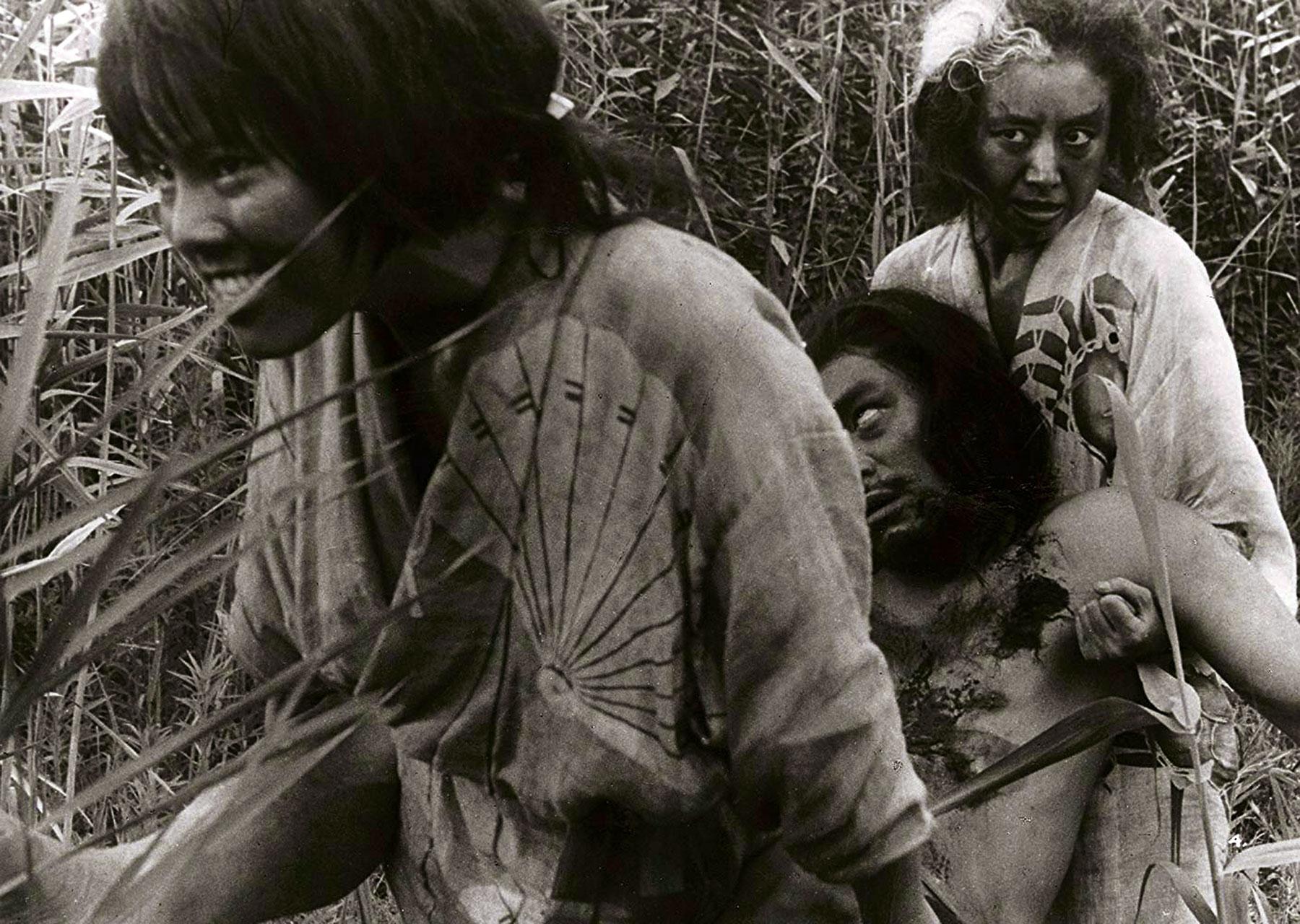Filmtipps Onibaba © 1964 – Toho Company