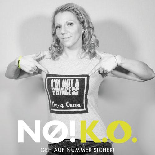 no ko kampagne Katharina Breidenbend