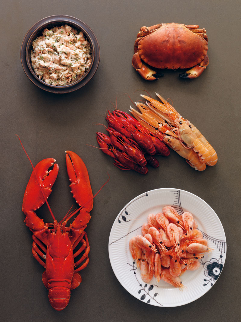 Nordic Food, Fischgerichte