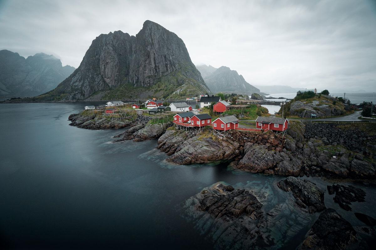 Nordic Food, Norwegen, Lofoten