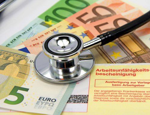 Krankheit im Arbeitsverhältnis – Entgeltfortzahlung und kein Ende?