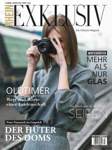 RHEINexklusiv Herbstausgabe 2020 Cover