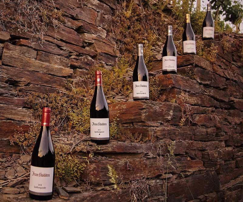 Weingut Jean Stodden Weinflaschen