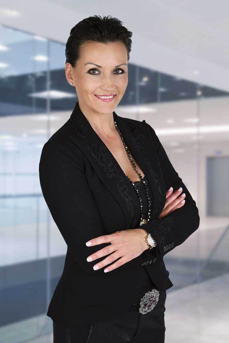 Lenka Kronseder, Inhaberin AYURVEDA & WELLNESS
