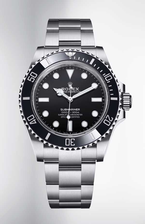 Luxusuhren Rolex Oyster Perpetual Submariner