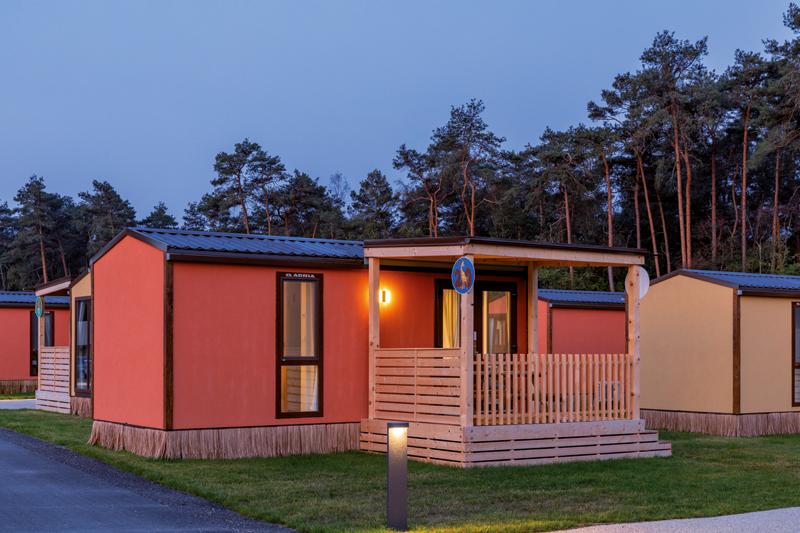 aussergewöhnliche Übernachtung Safari Lodge