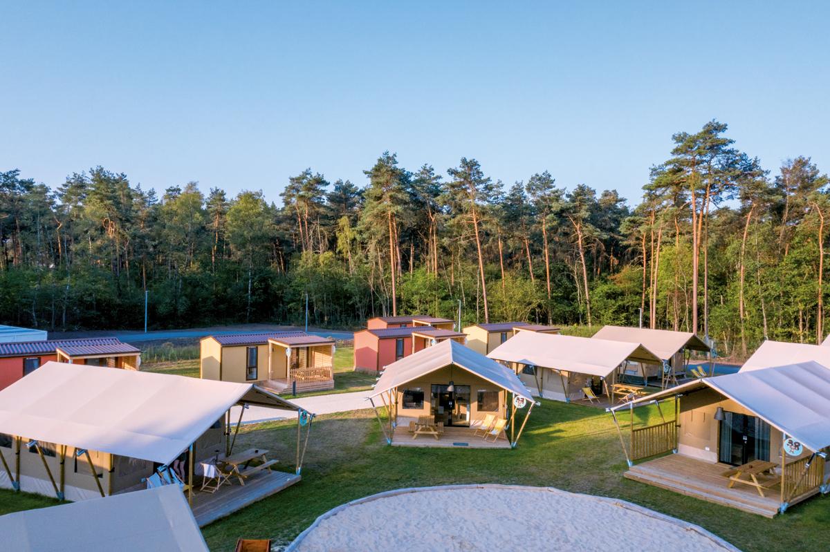 außergewöhnliche Übernachtung Safari Lodge