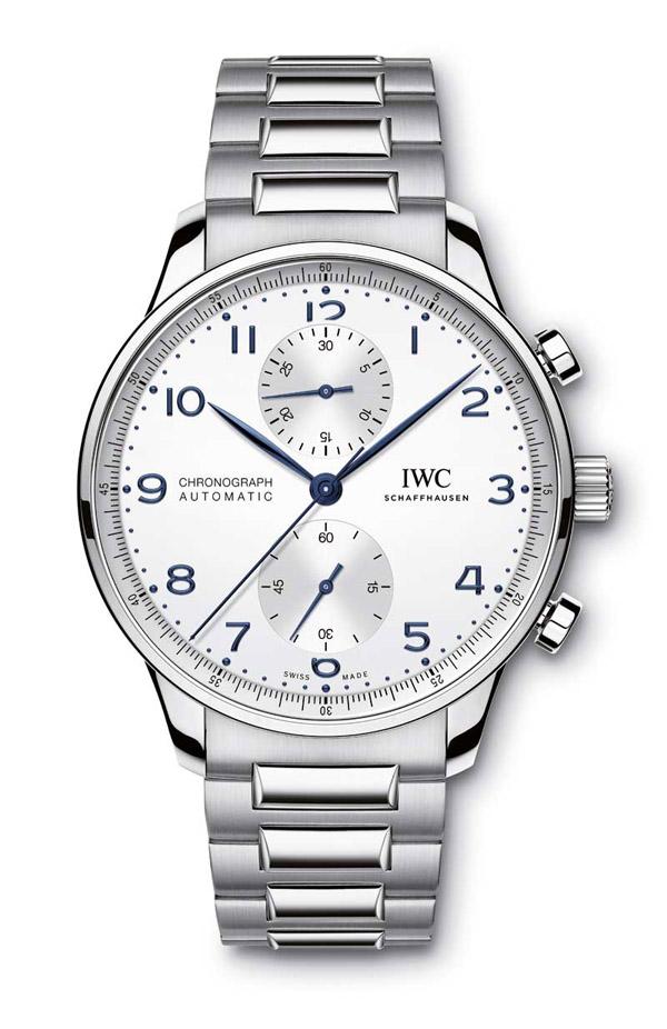 Luxusuhren IWC Portugieser Chronograph