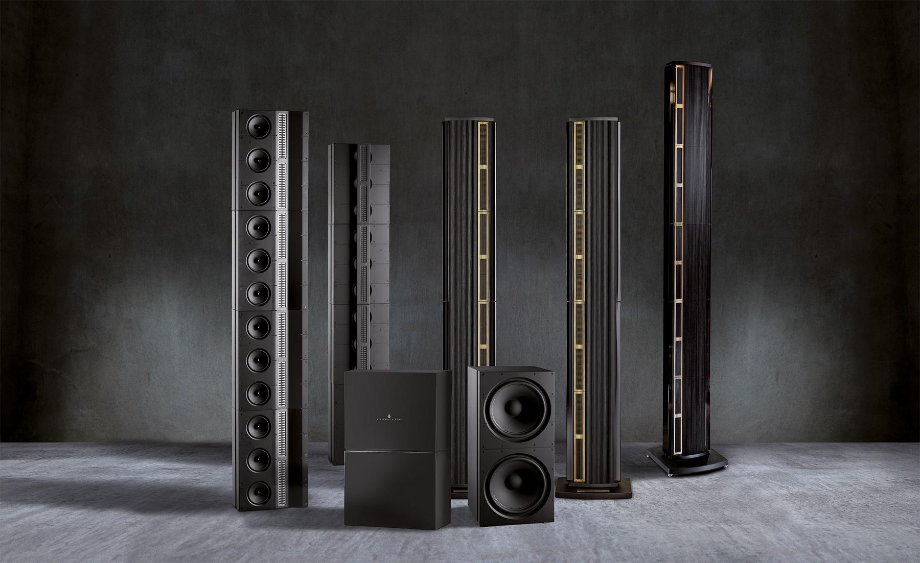 Die LS-Serie bietet einen innovativen Linienquellenansatz mit stapelbaren Lautsprechern vom Boden bis zur Decke und Boundary-Tieftönern. Dies ermöglicht eine Schallausbreitung über große Entfernungen und sorgt so für klangliche Konsistenz durch Reduzierung von Echos, insbesondere in großen Räumen. steinwaylyngdorf.com