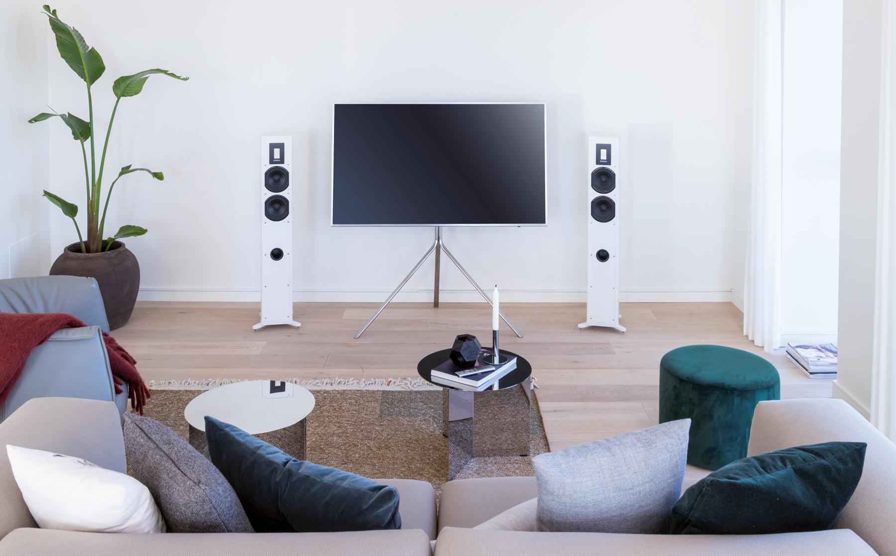 Ob Stimme, Orchester, Elektro oder Einzelinstrument – die Premium Wireless-Serie liefert eine inspirierenden Sound-Erfahrung. piega.ch