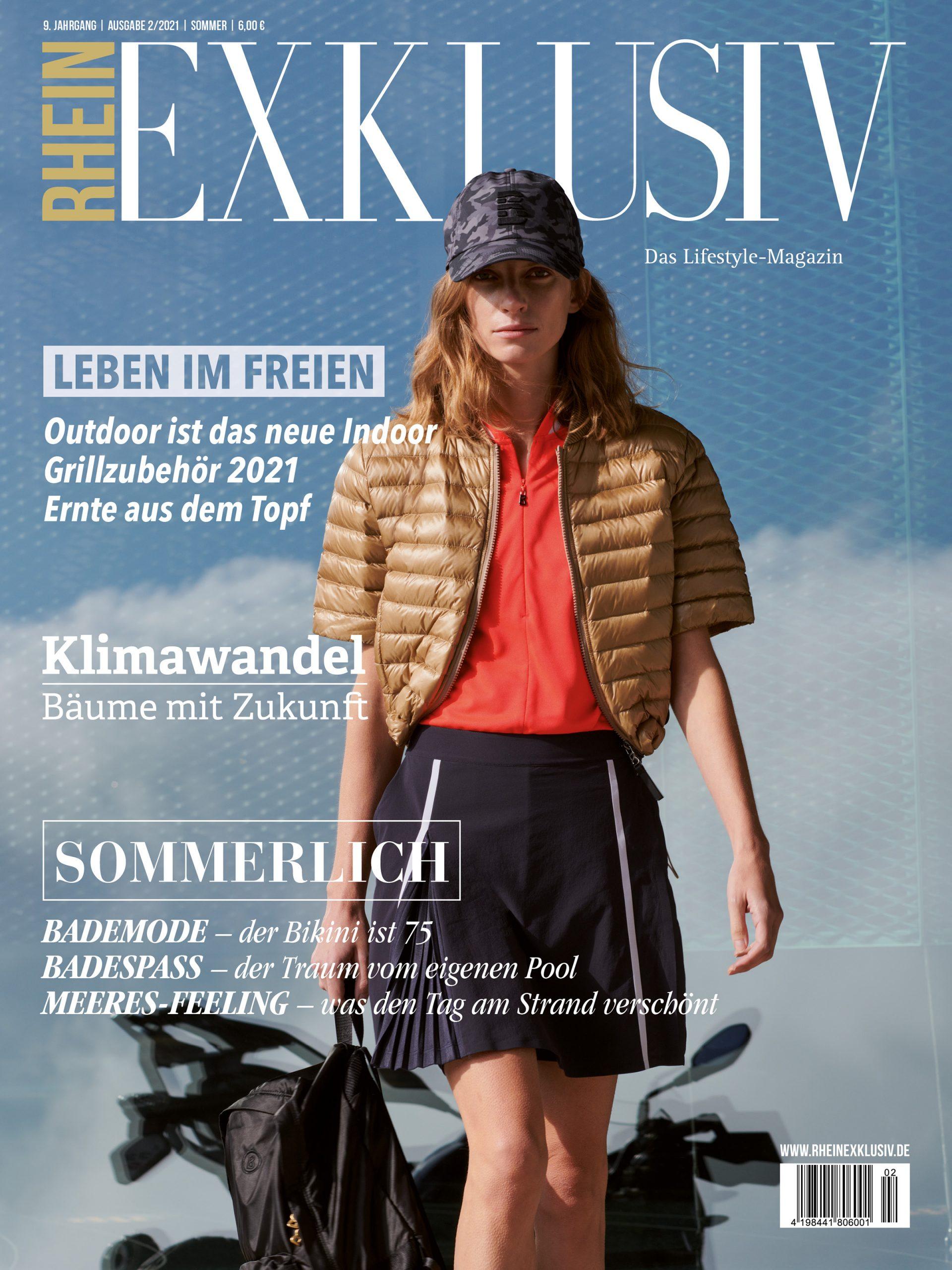 RHEINexklusiv Magazin Sommer 2021
