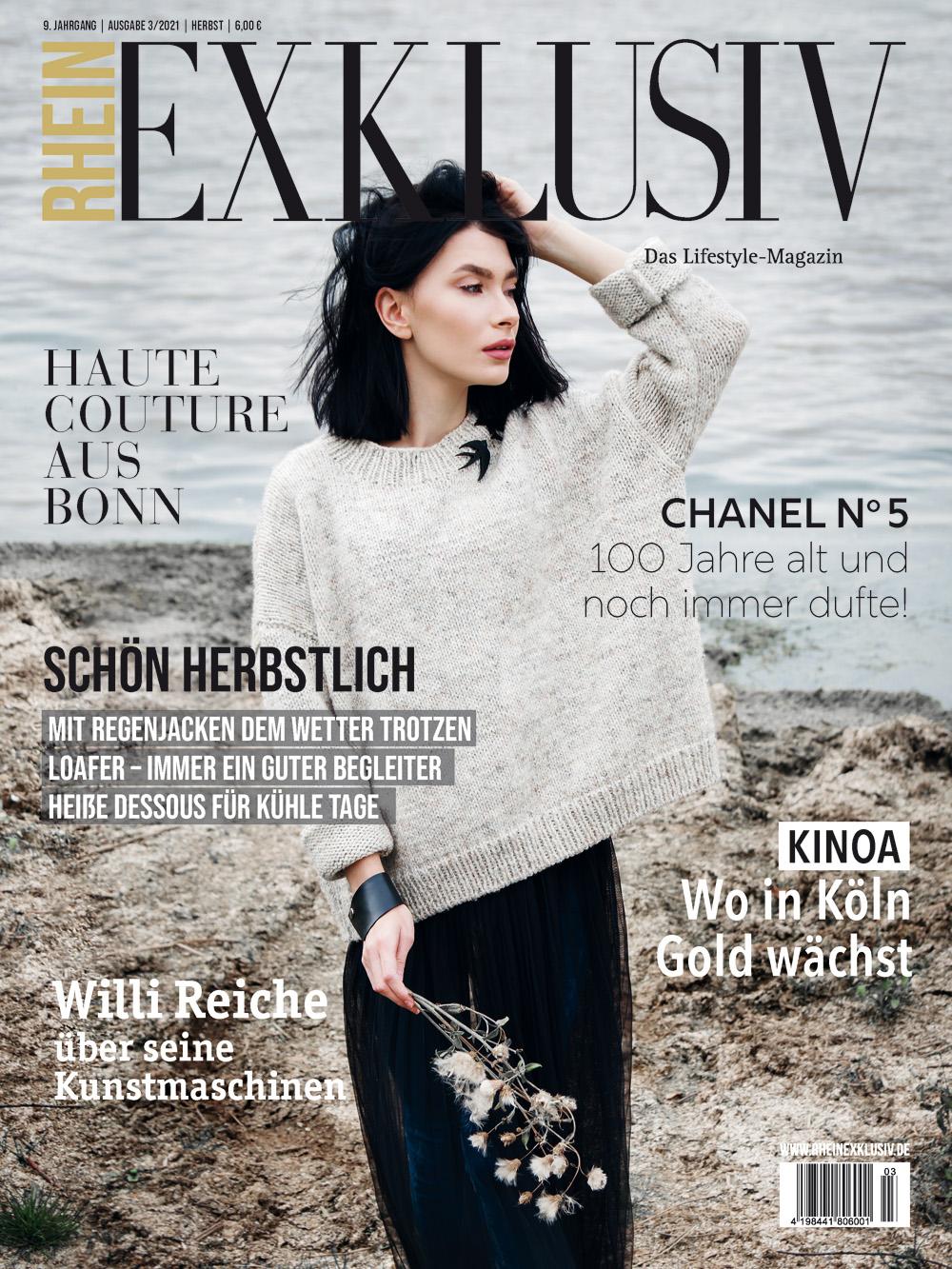 RHEINexklusiv Magazin Herbst 2021