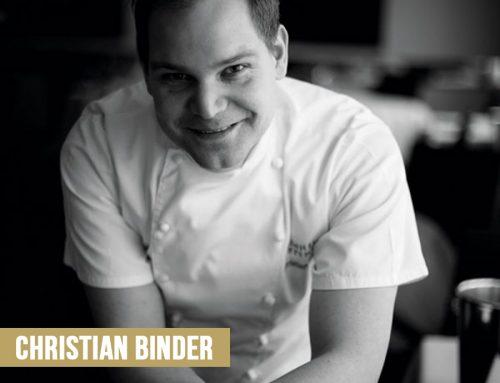 Christian Binder im Gespräch