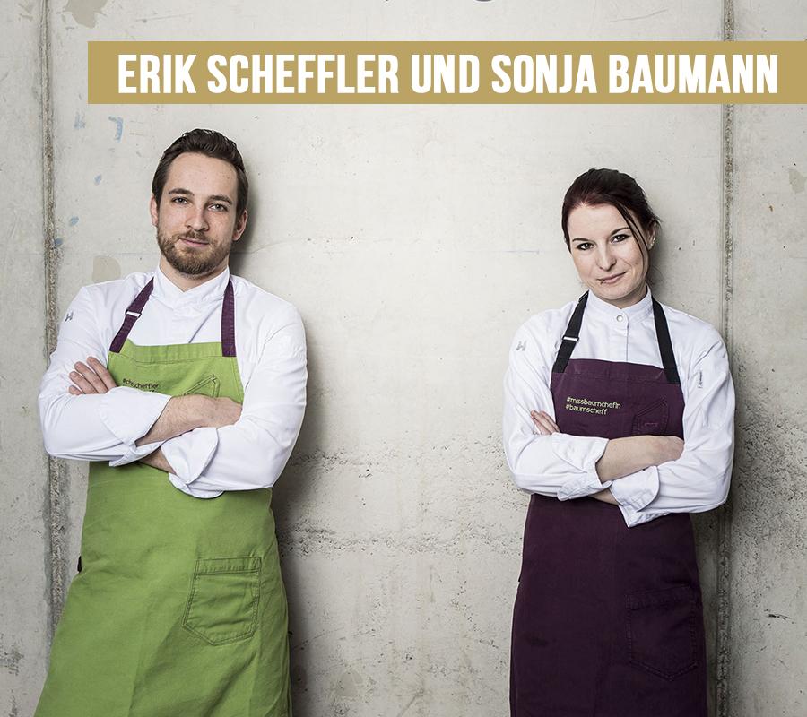 Erik Scheffler und Sonja Baumann von neobiota
