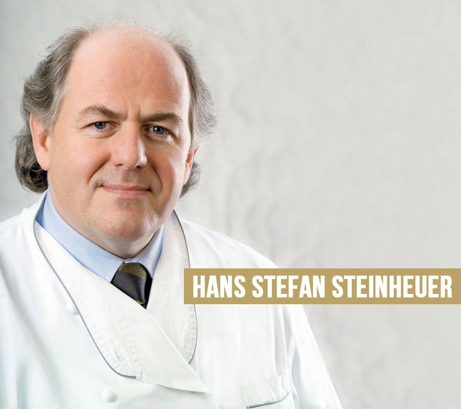 Sternekoch Hans Stefan Steinheuer