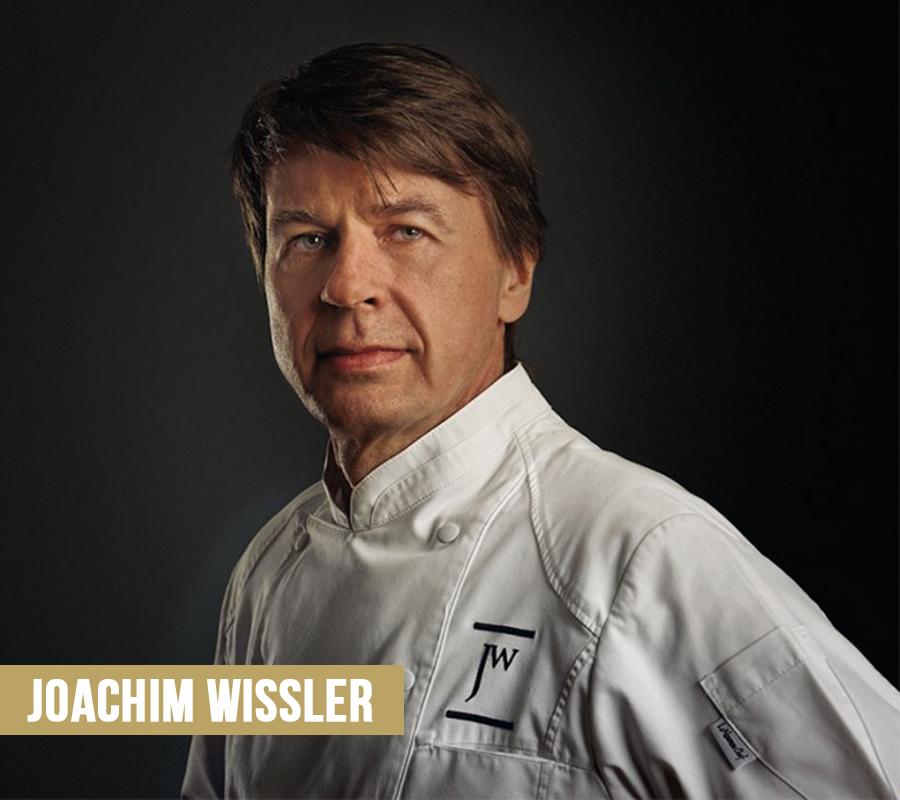 Sternekoch Joachim Wissler