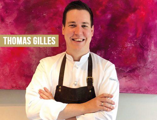 Im Gespräch: Sternekoch Thomas Gilles